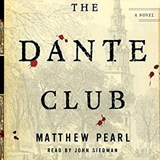 The Dante Club audiobook cover art