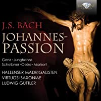 Bach: St. John Passion by Christoph Genz