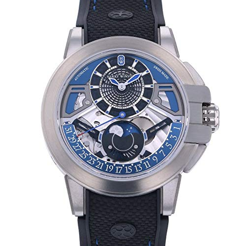 ハリー・ウィンストン HARRY WINSTON プロジェクト Z13 世界限定300本 OCEAMP42ZZ001 新品 腕時計 メンズ (...