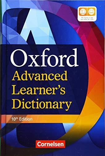 Oxford Advanced Learner's Dictionary - 10th Edition - B2-C2: Wörterbuch (Festeinband) mit Online-Zugangscode - Inklusive Oxford Speaking Tutor und Oxford Writing Tutor