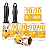 YINDIA Lint Roller Lint Rollers for Pet Hair Extra Sticky,Lint...