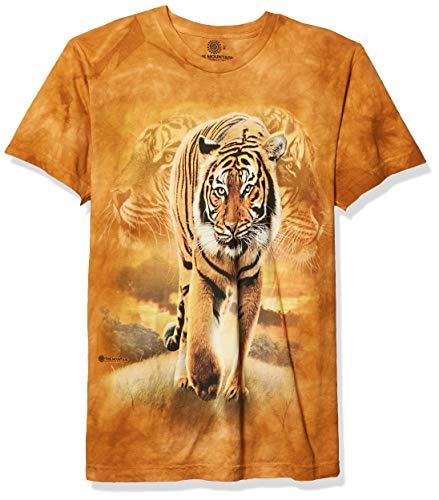 Tigre au Soleil Levant- XLarge Adulte