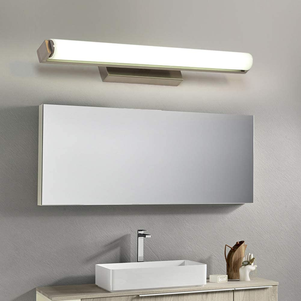 Moderne Acryl Vanity 12w Energie Vanity Lichter Kalt 6500k Bad Lampen * 12w-54cm 20w-54cm-warm