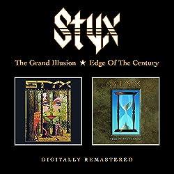 Grand Illusion/Edge of The Century [Import]