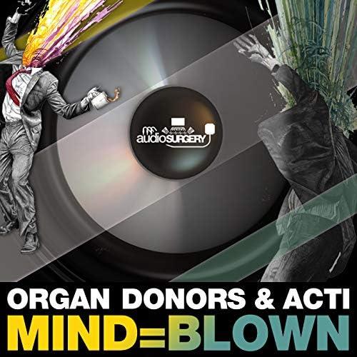Organ Donors & Acti