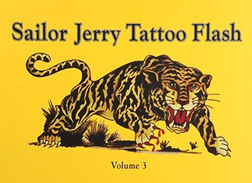 Sailor Jerry Tattoo Flash, Vol. 3