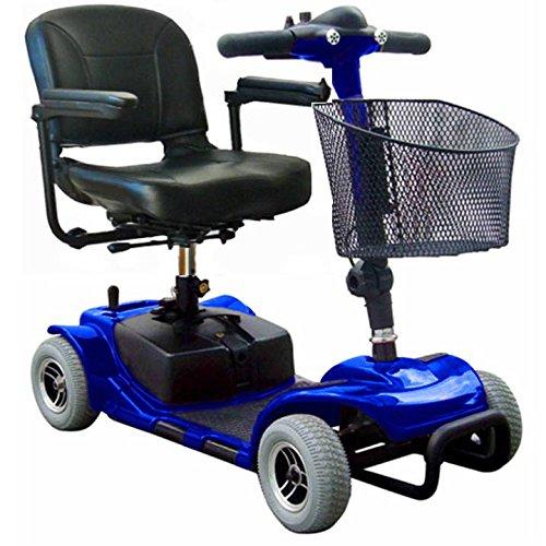 LIBERCAR Scooter Eléctrico Smart 4 Ruedas ✅