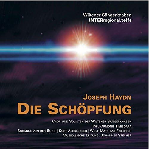 Philharmonie Timisoara, Wiltener Sängerknaben, Wolf Matthias Friedrich, クルト・アツェスベルガー & Susanna Von Der Burg