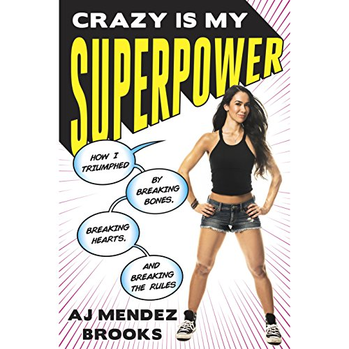 Crazy Is My Superpower Titelbild