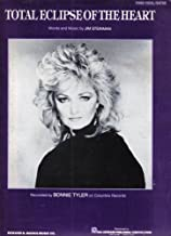 Total Eclipse of the Heart Piano/Vocal/Guitar Sheet Music (Recorded on Columbia Records by Bonnie Tyler)