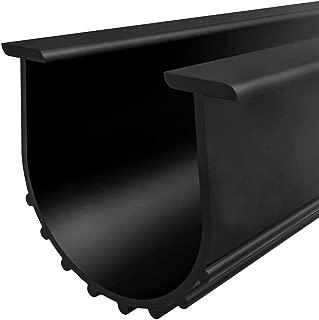 adjustable garage door bottom seal