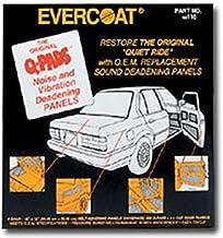 Evercoat 116 Q-Pads Sound Deadener 12 x 12 (6 Per Pack)