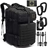 Tactical Backpack - 1000D Military Molle Army 3 Day Assault Pack Backpacks 40L