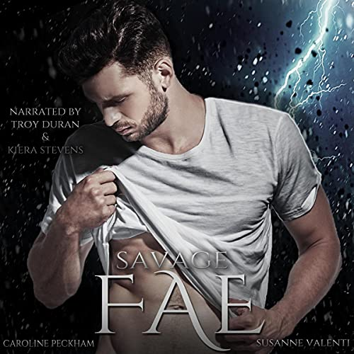 Savage Fae Audiobook By Caroline Peckham, Susanne Valenti cover art