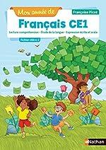 Mon année de français CE1 de Françoise Picot