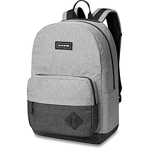 Dakine Sac à dos 365 Pack, sac robuste avec compartiment pour ordinateur portable - Sac à dos pour l'école, le bureau, l'université ou pour tous les jours, Homme, Gris (Greyscale), 30L