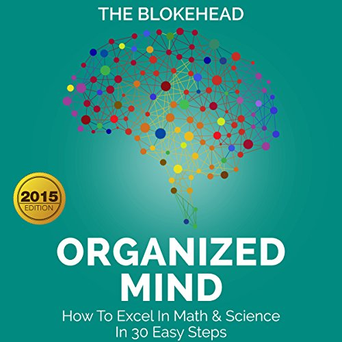 Organized Mind audiobook cover art