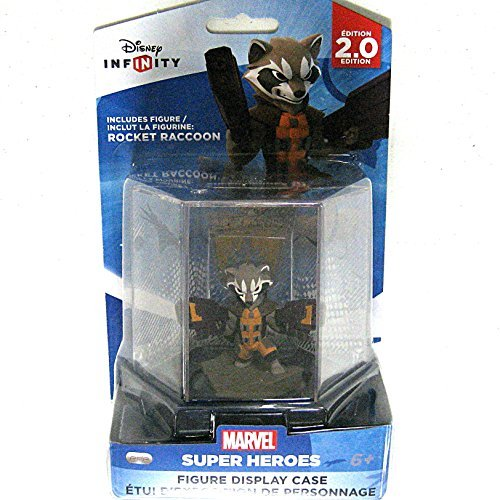 Disney Infinity: Marvel Super Heroes (2.0 Edition) - Rocket Racoon Collector's Edition by Disney