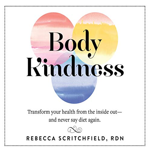 Body Kindness audiobook cover art