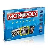 Winning Moves- Monopoly Friends-Version française, 0433