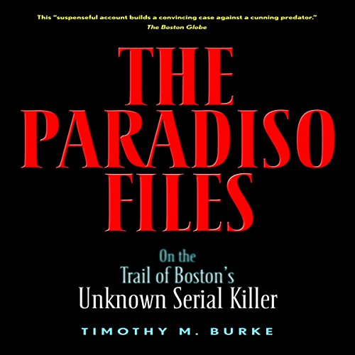 The Paradiso Files cover art