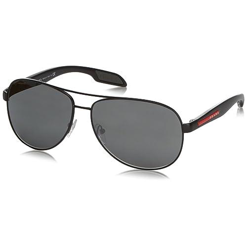 a80ed90ba89508 Prada Sport 53PS America's Cup Aviator Sunglasses