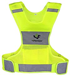 top rated Safety vests for running and cycling (women and men, with bags, jogging, cycling, … 2021