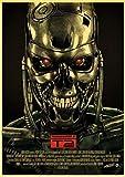 Fymm丶shop The Terminator Poster Arnold Schwarzenegger