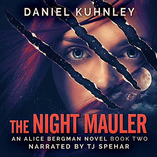 The Night Mauler Audiobook By Daniel Kuhnley cover art
