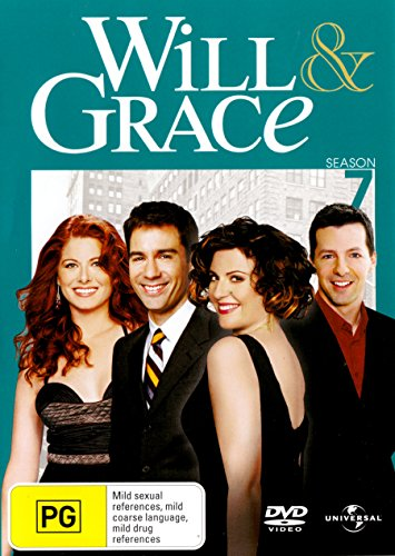 Will and Grace - Season 7 [NON-USA Format / PAL / Region 2, 4 Import - Australia]
