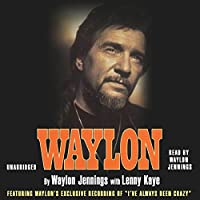 Waylon audio book