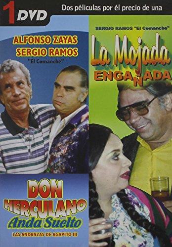 Don Herculano Anada Suelto / La Mojada Enganada [USA] [DVD]