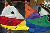 Spordas- Paracaídas con Bolsillo 3,6 Metros, Color Surtido (M451230)