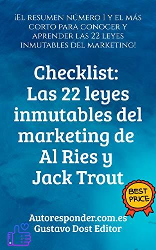 Checklist. Las 22 leyes inmutables del marketing de Jack Trout y Al Ries: Checklist y resumen