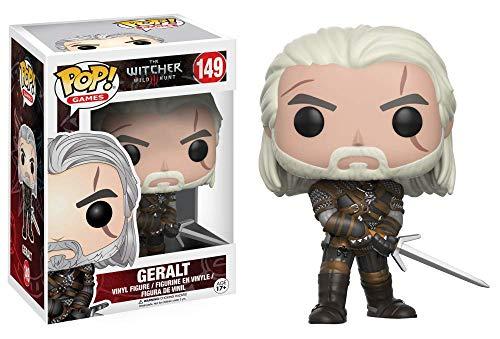 Witcher Geralt N°12134, Funko, Multicor