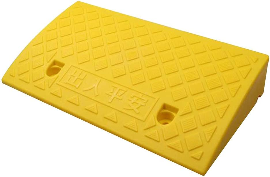 BYPING Rubber Kerb Ramps Al sold out. Brand Cheap Sale Venue Outdoor Hotel Wheelchai Heavy Threshold
