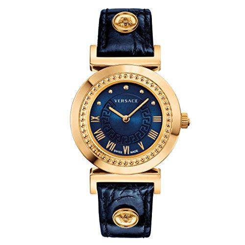 Damenuhr Versace VANITY blau - (P5Q80D282 S282)