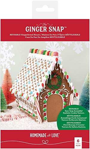 Homemade With Love Gingerbread House Kit
