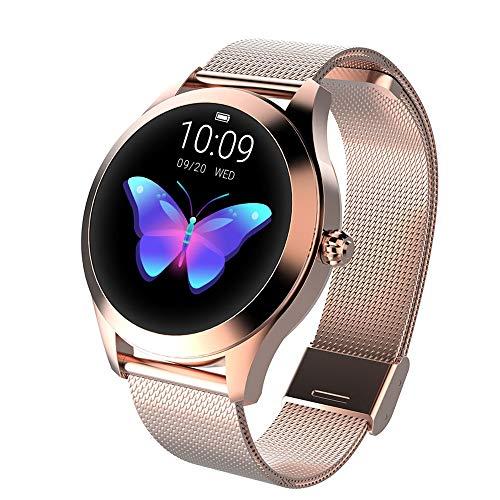 Frauen Schwimmen Bluetooth Smart Watch,Wasserdichter Schrittzähler für Frauen und Männer Schlaf für Android und IOS