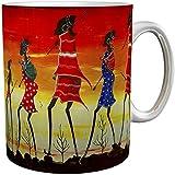 metALUm Kaffeetasse Afrika # 330010060