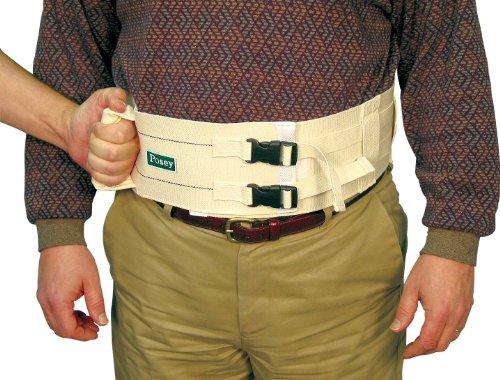 Posey Ergonomic Walking Belts, Large 36-46 in.