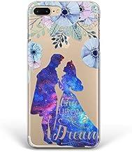 Kaidan iPhone Sleeping Beauty Case 5 6 6s SE 7 8 Plus Dream XS X XR 11 Pro Max Samsung Galaxy Note 10 Pro S10 S8 S9 Plus A70 A50 Flowers Note 9 8 Princess Aurora Google Pixel 3A XL LG G8s G7 G6 apP561