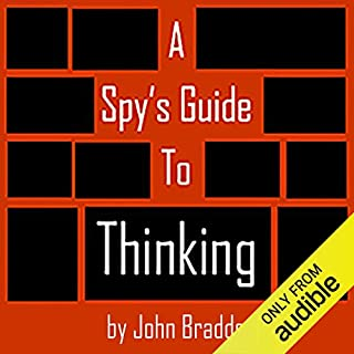 A Spy's Guide to Thinking audiobook cover art