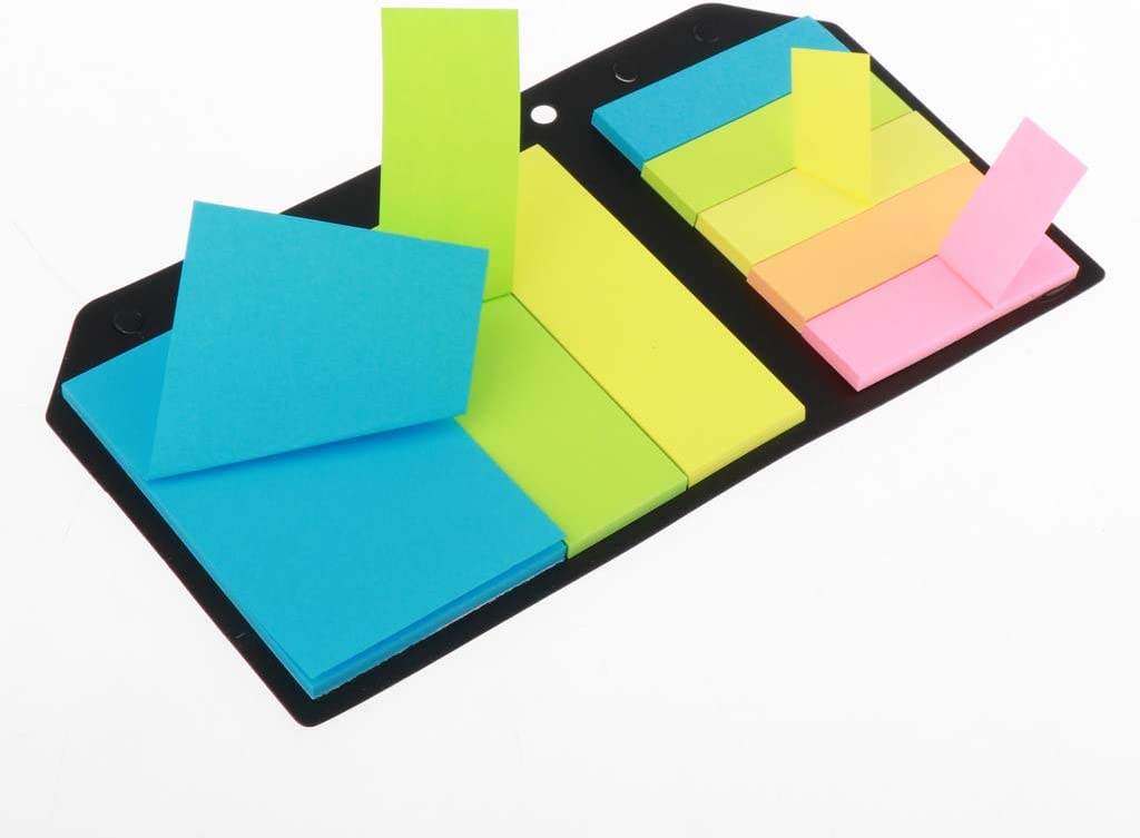 dailymall 270 Pieces Sticky Notes service Flags Tabs Highligh Regular discount Text Index