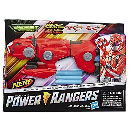 Power Rangers - E5903EU4 Beast Morphers Geparden-Blaster, Spielzeug Blaster