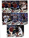 2020. 2019, 2018, 2017, 2016 Topps Atlanta Braves Baseball Card Team Set Gift Lot (Complete Series 1 & 2 From All 5 Years) 100+ cards inc. Freddie Freeman Oz... rookie card picture