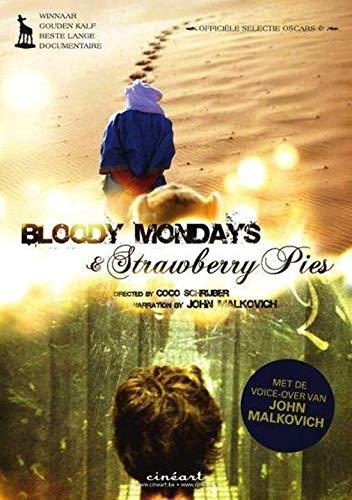 Bloody Mondays Free shipping Great interest Strawberry Pies NON-USA PAL Im Reg.0 FORMAT