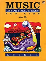 Theory Made Easy for Kids, Level 1 (Made Easy: Level 1) by Lina Ng(2008-10-01)
