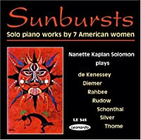 Solo Piano Works By 7 American Women