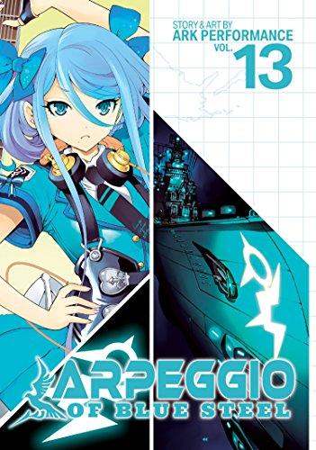 Arpeggio of Blue Steel Vol. 13